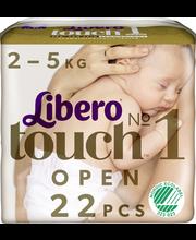 Libero Touch 22kpl Tei...