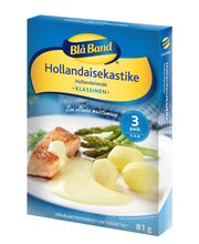 Blå Band 3x27g Klassinen Hollandaisekastike