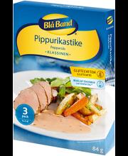 Blå Band gluteeniton vähälaktoosinen Pippurikastike 3x28g