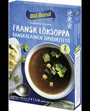 Blå Band gluteeniton laktoositon Ranskalainen Sipulikeitto 2 x 49g