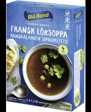 Blå Band 4x49g ranskalainen sipulikeitto laktoositon gluteeniton