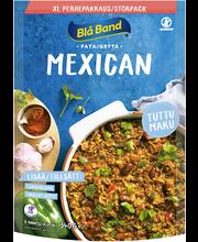 Blå Band 340g XL Mexican pata perhepakkaus Riisi-kasvis-mausteseos