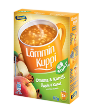 Blå Band 3x29g Lämmin Kuppi Frukt Omena-Kanelikeitto