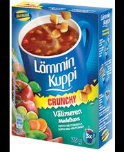 Blå Band 3x25g Lämmin Kuppi Crunchy Välimeren keitto Krutongeilla