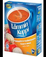 Blå Band 3x20g Lämmin Kuppi Tomaatti-Vuohenjuustokeitto
