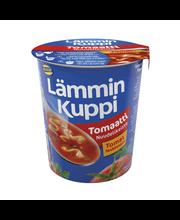 Blå Band Lämmin Kuppi 43g Tomaatti-Nuudelikeitto