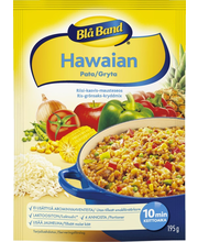 Blå Band 195g Hawaian Pata Riisi-kasvis-mausteseos