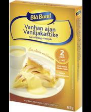 Blå Band vähälaktoosinen Vanhan ajan Vaniljakastike 2x63g