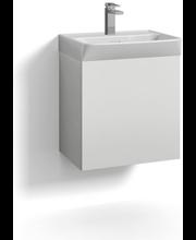 Svedberg Skapa 50x35 allaskaappi laatikosto valkoinen
