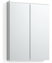 Svedberg Skapa 50 VVS valaisinpeilikaappi LED valkoinen