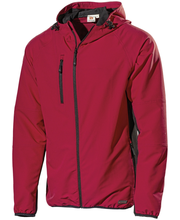 L.Brador 2006P softshell takki punainen L