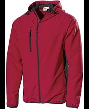 L.Brador 2006P softshell takki punainen XL