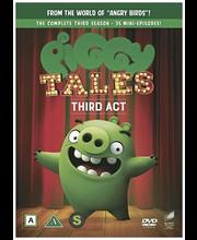 Dvd Angry Birds Piggy Ta