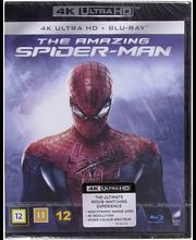 4K Amazing Spider-Man