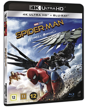 4K Spider-Man Homecomin