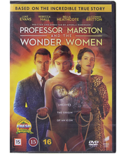 Dvd Professor Marston &