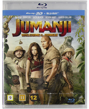 3D Jumanji Welcome To T