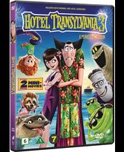 DVD Hotel Transylvania 3: Monsterit Matkalla