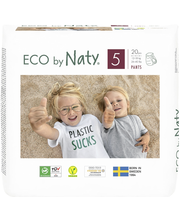 Eco By Naty Junior 5 teippivaipat