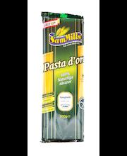 SamMills Pasta D'oro 500g spaghetti luontaisesti gluteeniton pasta