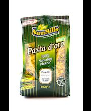 SamMills Pasta D'oro 500g Fusilli luontaisesti gluteenitonpasta