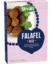 Falafel Pyörykkäainekset