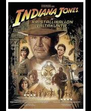 Dvd Indiana Jones-Krista