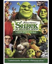 Shrek ja Ikuinen onni DVD