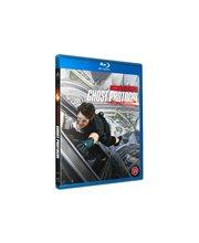 Mission Impossible - Ghost Protocol Blu-ray + DVD