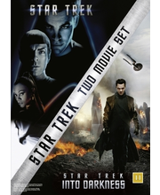 Dvd Star Trek 1+2