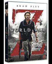 World War Z DVD