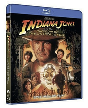 Bd Indiana Jones Kingdo