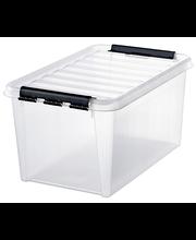 Orthex SmartStore Classic 45 kannellinen säilytyslaatikko kirkas