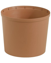 Orthex Cultivate istutusruukku 12cm terracotta