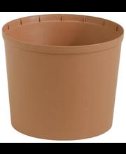 Orthex Cultivate istutusruukku 24cm terracotta