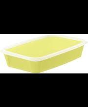 GastroMax 1,2 L lounasrasia keltainen