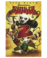 Kung Fu Panda 2. - The Kaboom Of Doom DVD