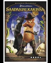 Saapasjalkakissa DVD
