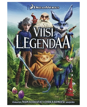 Dvd Viisi Legendaa
