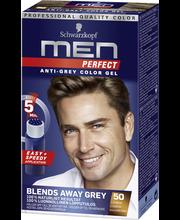 50 Vaaleanruskea hiusväri