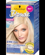 Schwarzkopf Blonde L100 Ice Blonde Platinum vaalennusaine hiusväri