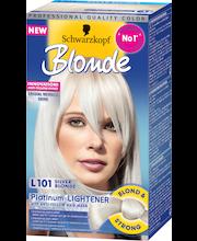 Schwarzkopf Blonde L101 Silver Blonde Platinum vaalennusaine hiusväri