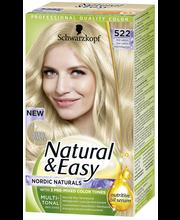Schwarzkopf Natural & Easy 522 Hopea Kirkkaanvaalea hiusväri