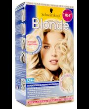 Schwarzkopf Blonde L1++ Extreme Strong vaalennusaine hiusväri