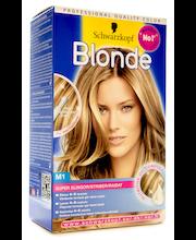 Schwarzkopf Blonde M1 Super Raidat raita-aine