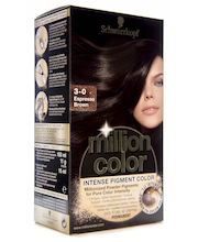 Schwarzkopf Million Color 3-0 Espresso Brown hiusväri