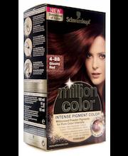 Schwarzkopf Million Color 4-88 Gloomy Red hiusväri