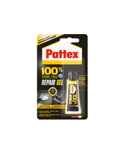 Pattex yleisliima 100% repair gel 8 g