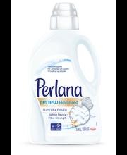 Perlana 1,5L White hoitava pyykinpesuneste vaaleille vaatteille