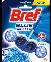 Bref Blue Active Chlorine 50g wc-raikastin